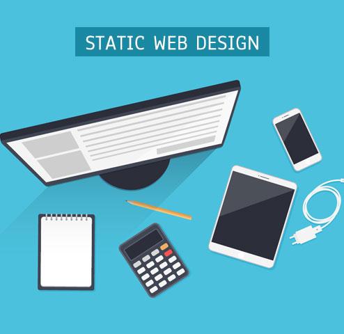 static-web-design