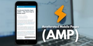 AMP (accelerated mobile page)