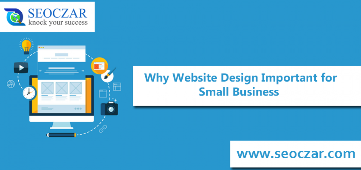Why Website Design Important for Small Business