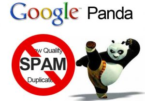 Panda Update logo