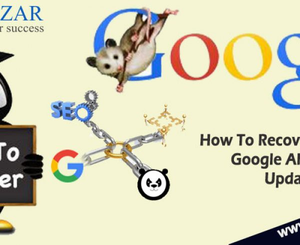 How To Recover From The Google Algorithm Update