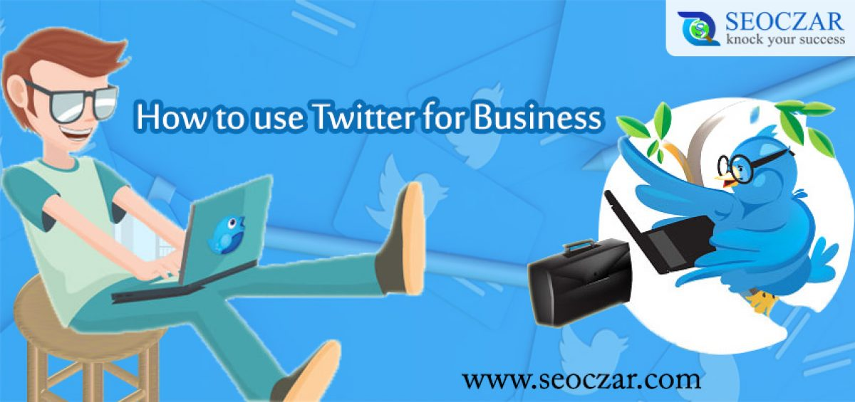 how to use witter for business