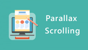 Parallax Scrolling logo