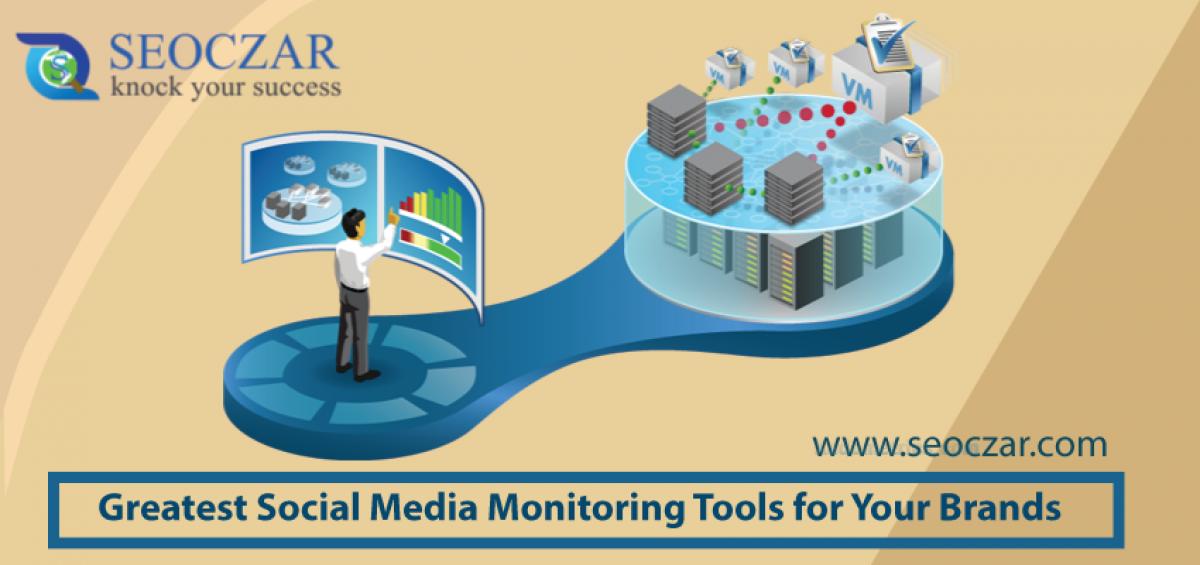 Social Media Monitoring Tools for Your Brands