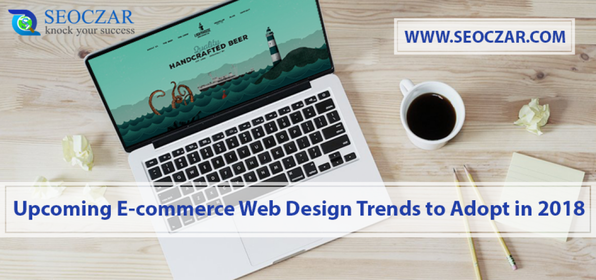 E-commerce Web Design Trends
