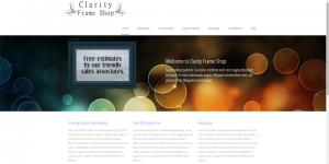 Clarity Responsive Website Template