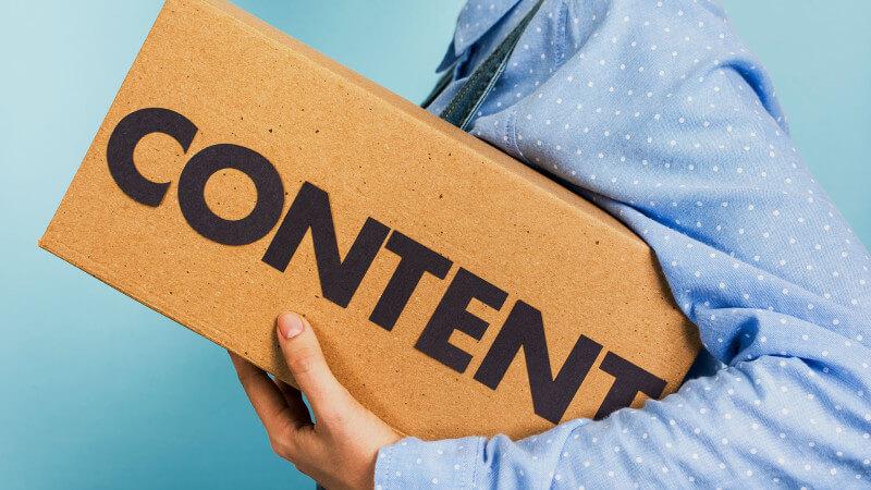 Content Google ranking factor